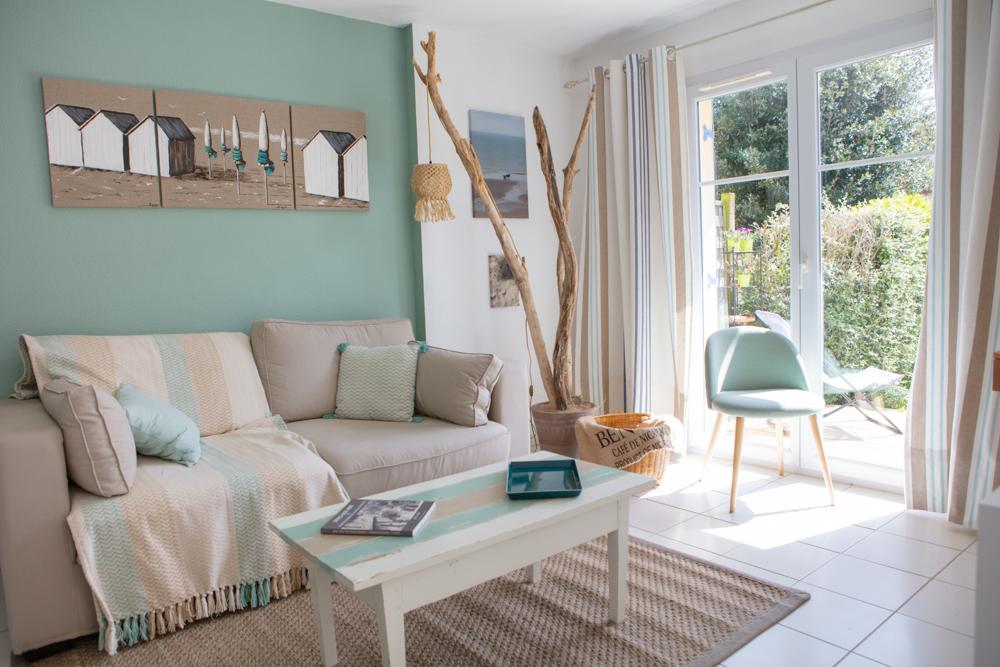 L\'atelier Gris Mousse - Le cottage du bois flotté